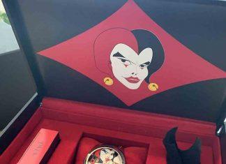 Rare joker watch goes under the hammer at auction - Business News