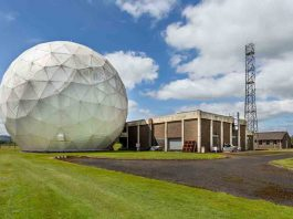 Scots property that comes 60ft golf ball goes back on the market - Scottish News