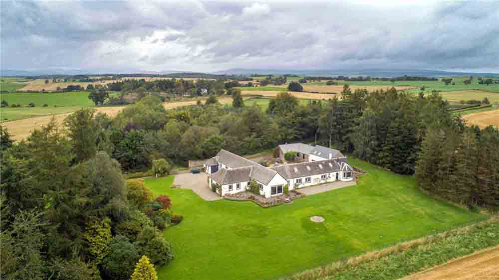 A STUNNING country home has gone on the market for £1.25m - and it comes with its very own secret garden - Property News
