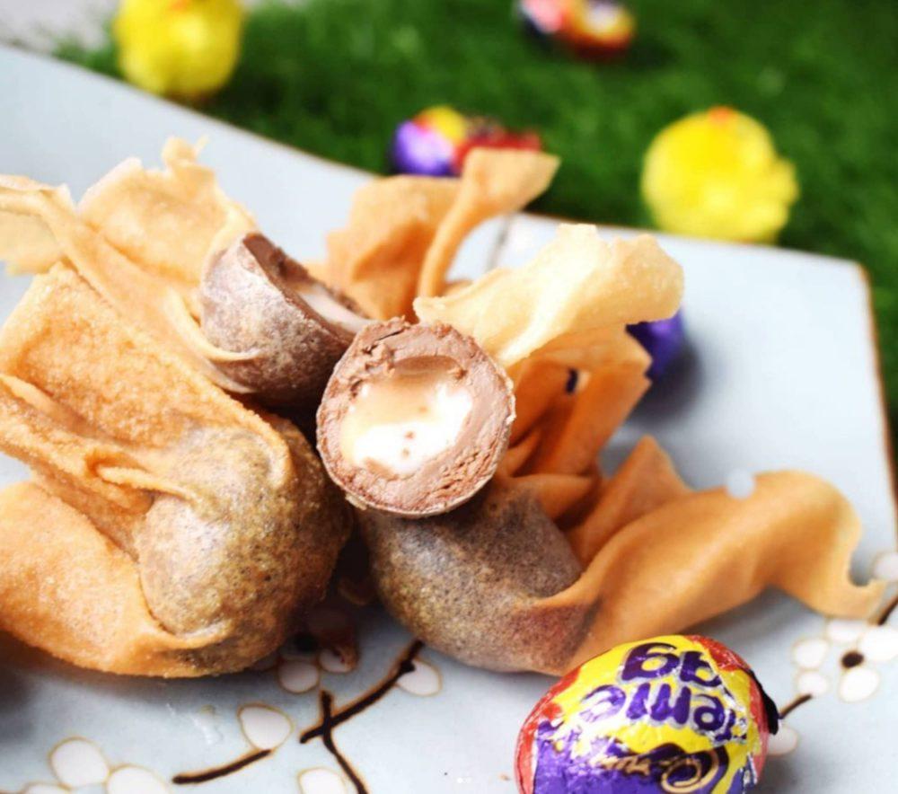 Creme Egg Wontons   Scottish News