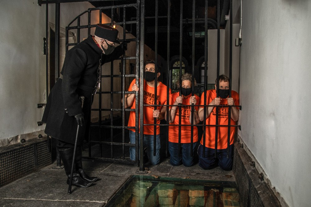 Old Town Jail - Tourism News Scotland