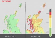 Scottish Fire and Rescue Service chart - Scottish News