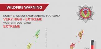 Scottish Fire and Rescue Service chart - Scottish News