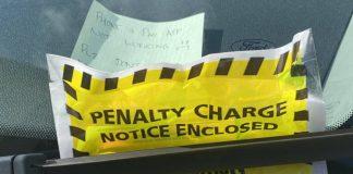 Hilarious parking fine   Viral News UK