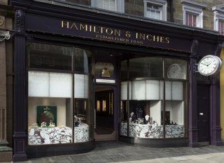 Hamilton & Inches - exterior - Scottish News