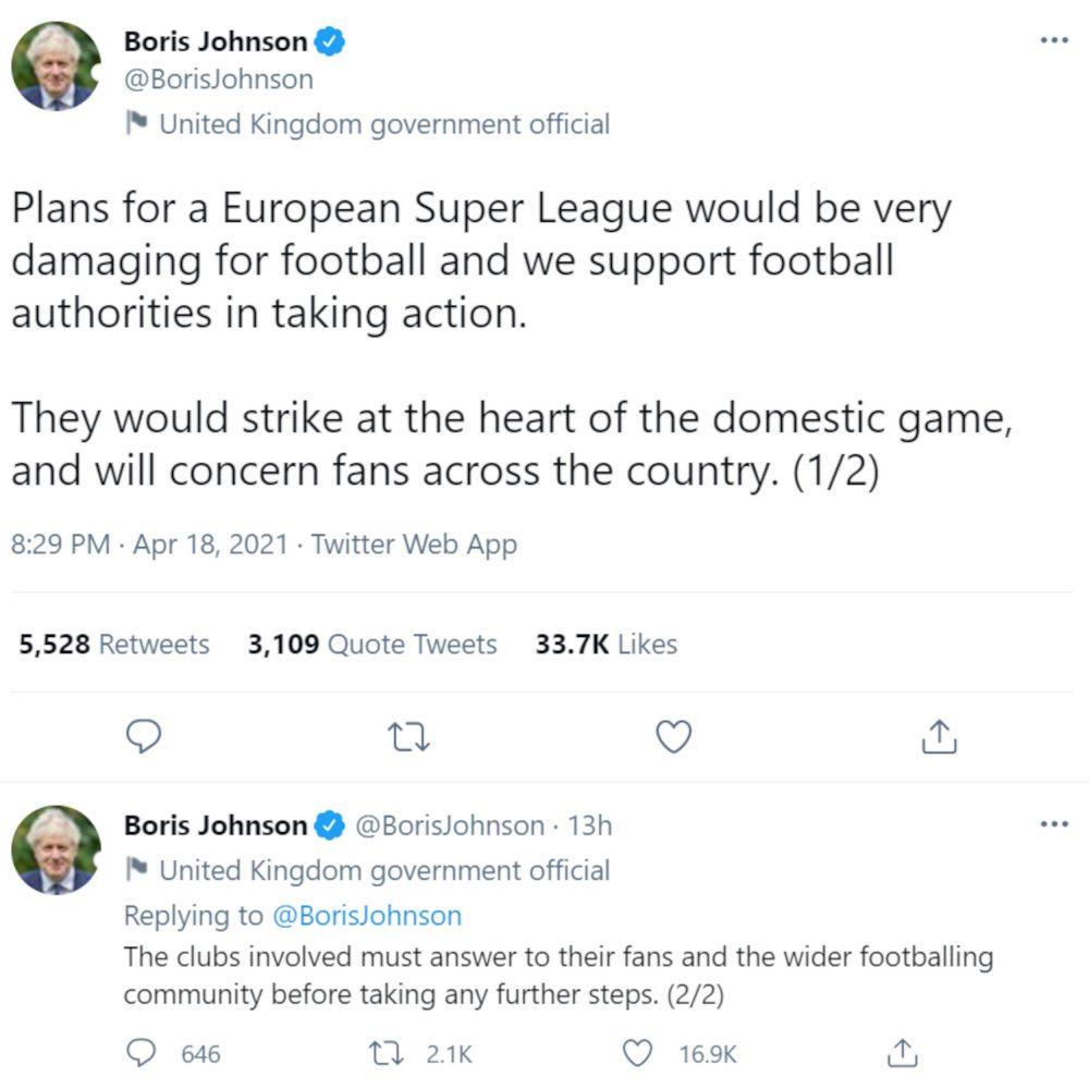 Irvine Welsh Slams Boris Johnson | Scottish News