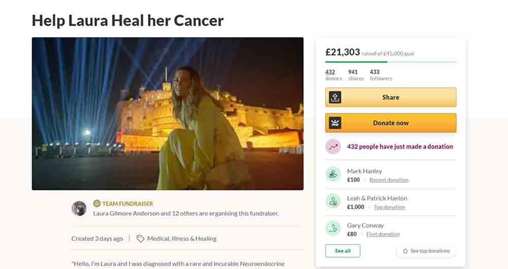 Women who dreams of having children launches fundraiser - Scottish News