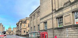 Red phone box goes up for sale - Scottish News