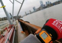 Reactec Tideway watch - Coronavirus News UK