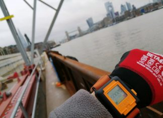 Reactec Tideway watch - Coronavirus News UK