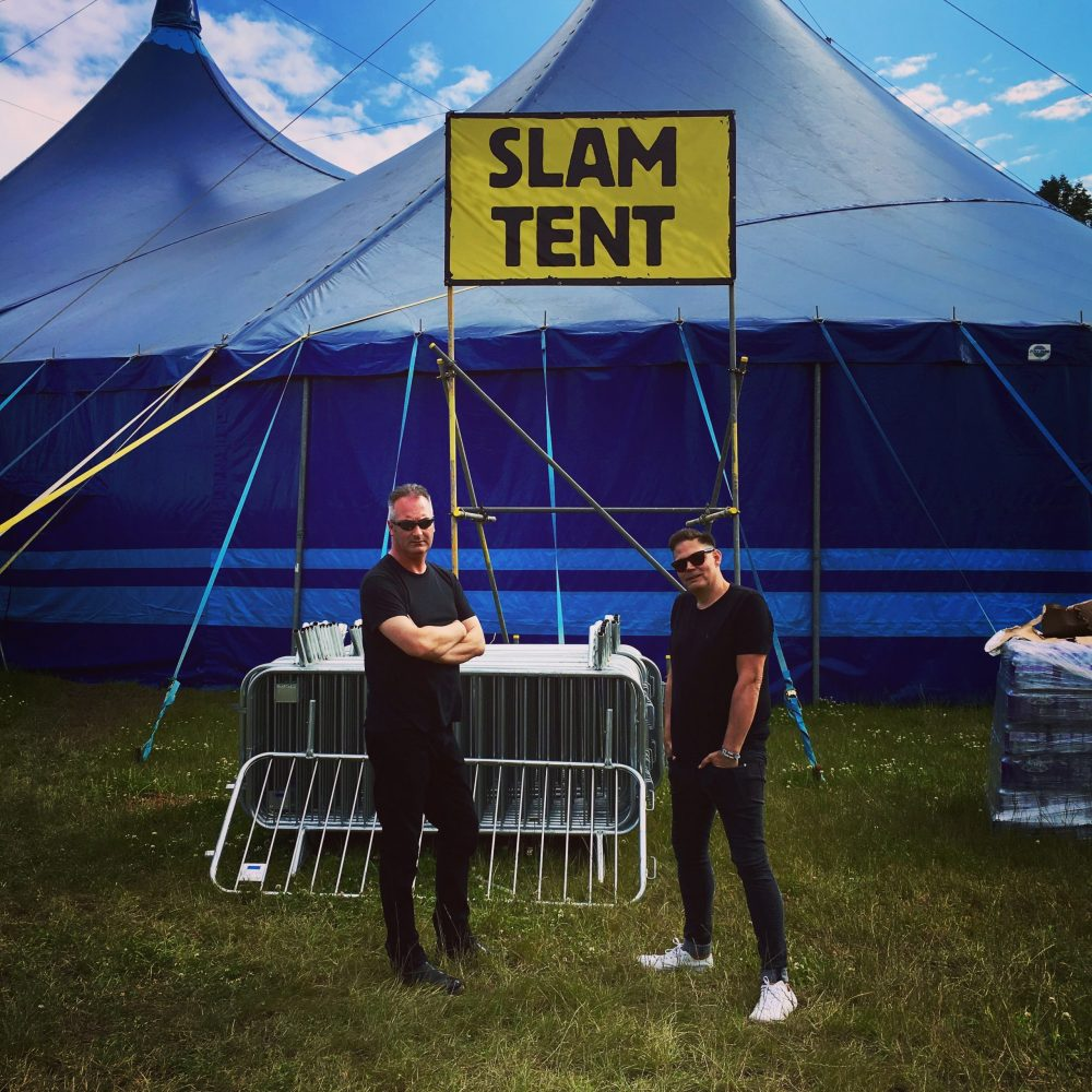 Slam duo Orde Meikle and Stuart McMillan - Entertainment News Scotland