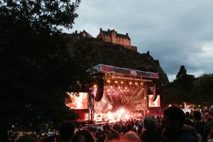 Edinburgh Summer Sessions-Scottish News