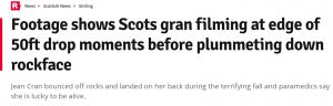 Daily Record Jean Cran-Scottish News