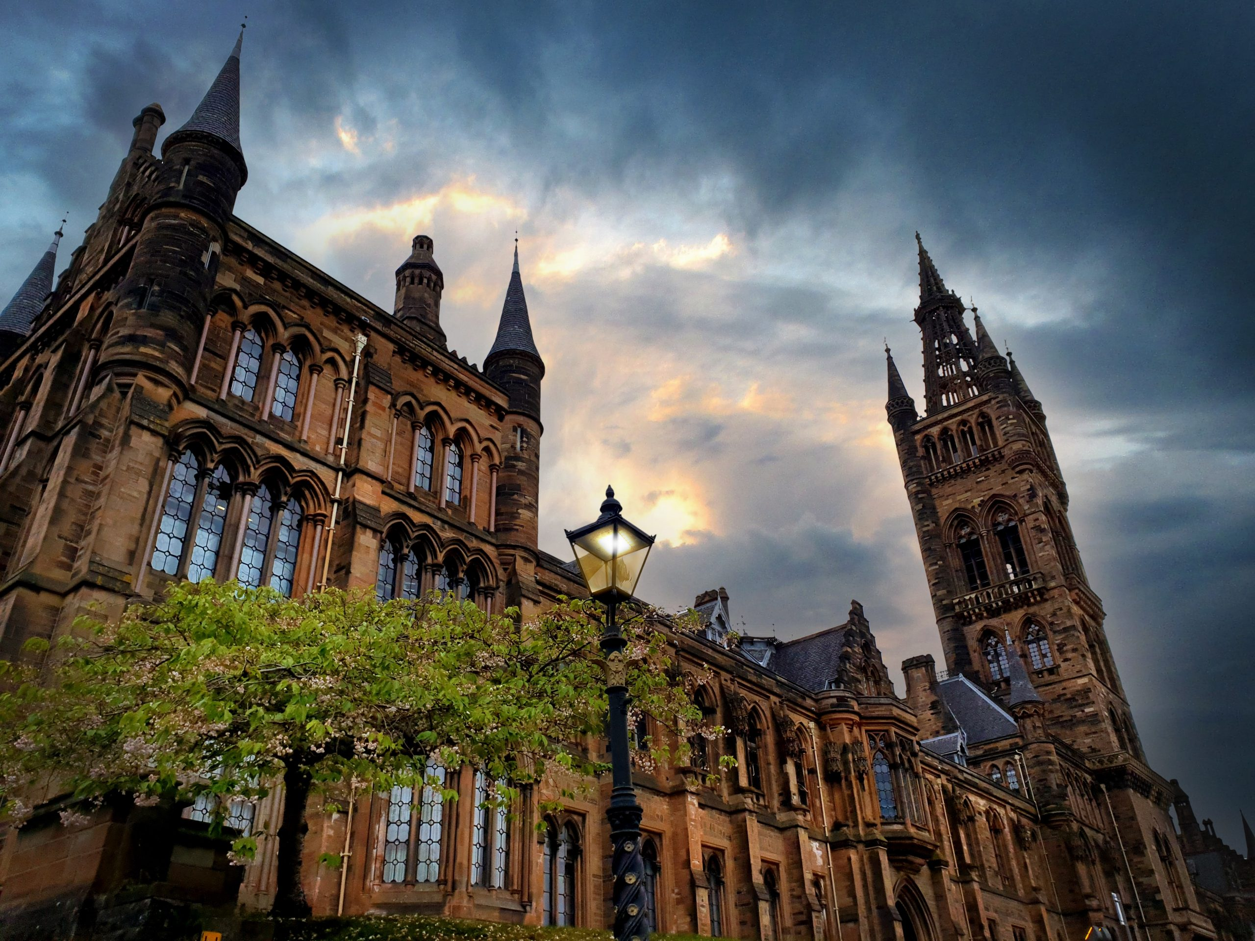 The University of Glasgow - Health News Scotland