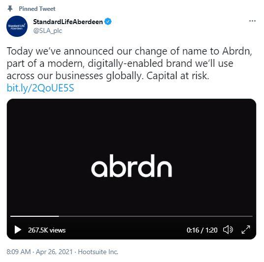 abrdn - Scottish News