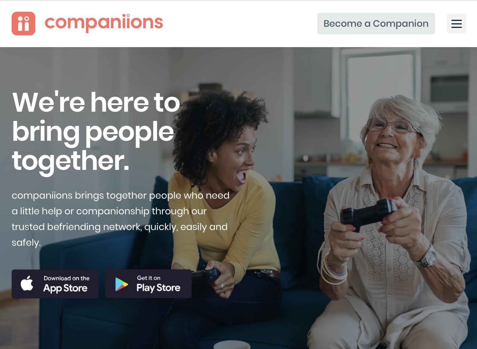 companiions website - Research News Scotland