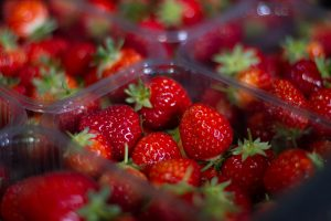 Strawberries are packed with vitamin C which is a great boost to the immune system - Scottish News
