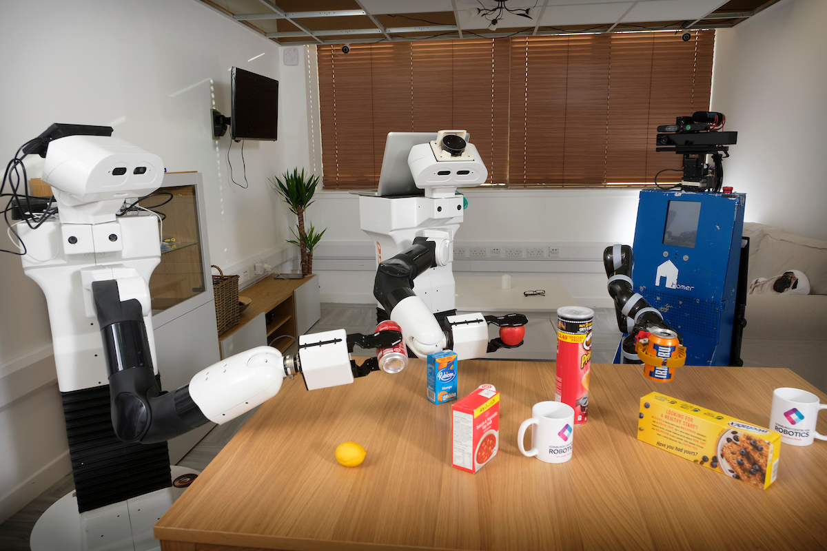 Assisted living lab - Scottish News