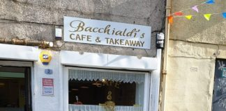 Bacchialdi's Cafe and Takeaway | Scottish News