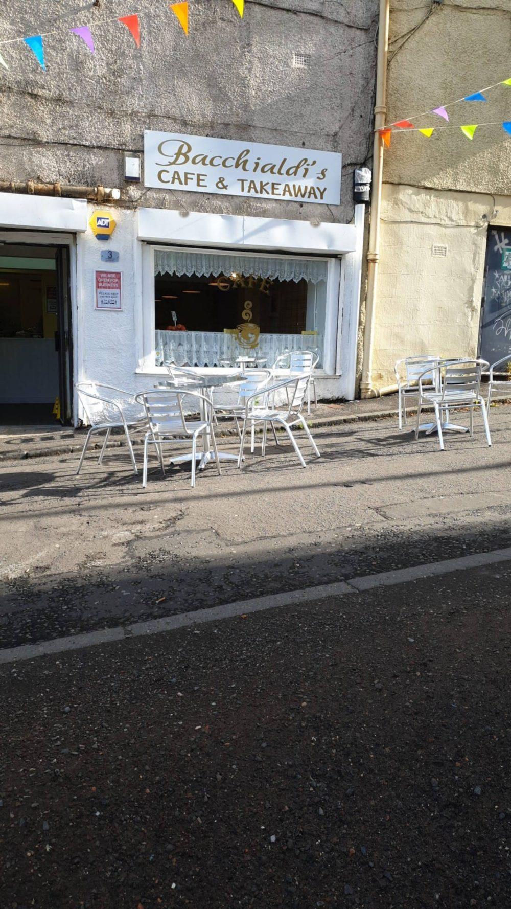 Bacchialdi's Cafe and Takeaway   Scottish News