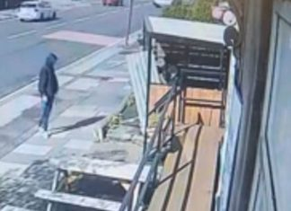 Thugs stealing the bench - Police News UK