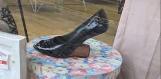 Bizarre charity shop shoe on Facebook | Consumer News UK