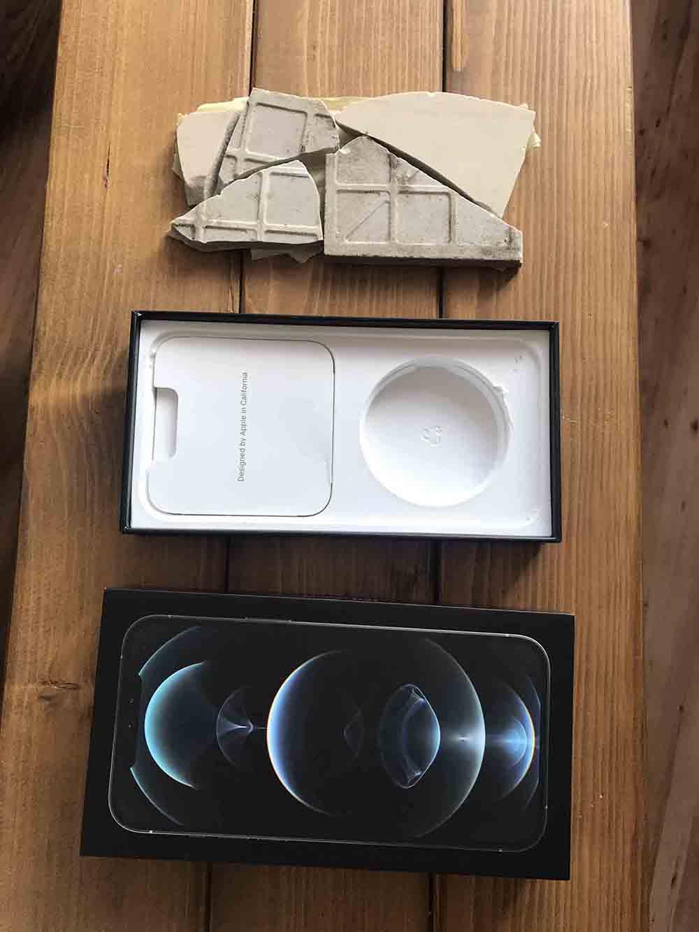 Virgin media customer receives broken tile instead of iPhone - Consumer News