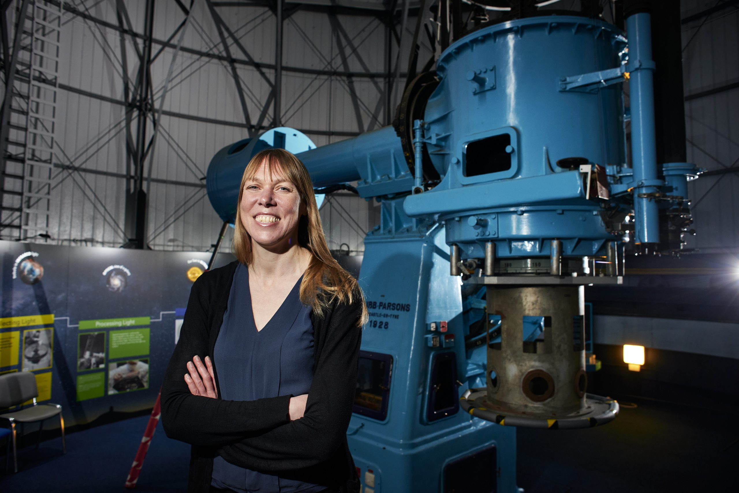 Professor Catherine Heymans appointed as Astronomer Royal for Scotland. - Scottish News