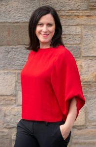 Claudia Cavalluzzo Director of converge - Scottish News