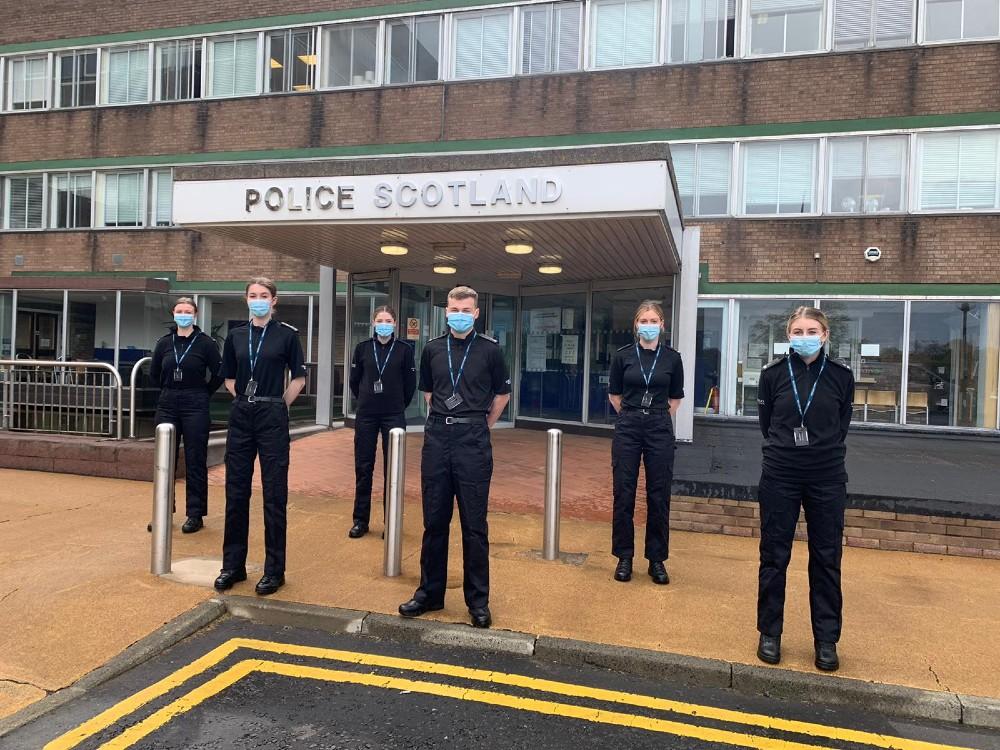 Police training - Education news Scotland