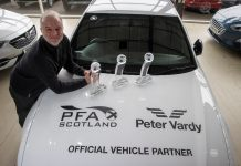 Peter Vardy - Scottish football News