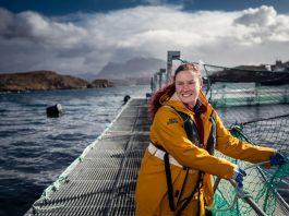 Sea Lice Monitoring - Nature News Scotland