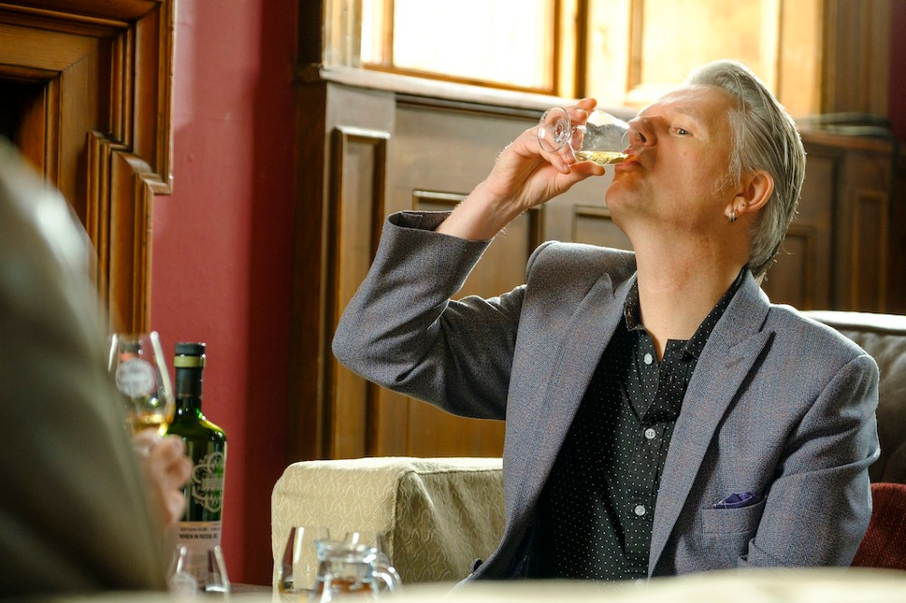 Vic Galloway - Food and Drink News Scotland