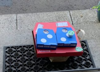 Domino's order that drunk son ordered | Food and Drink News UK