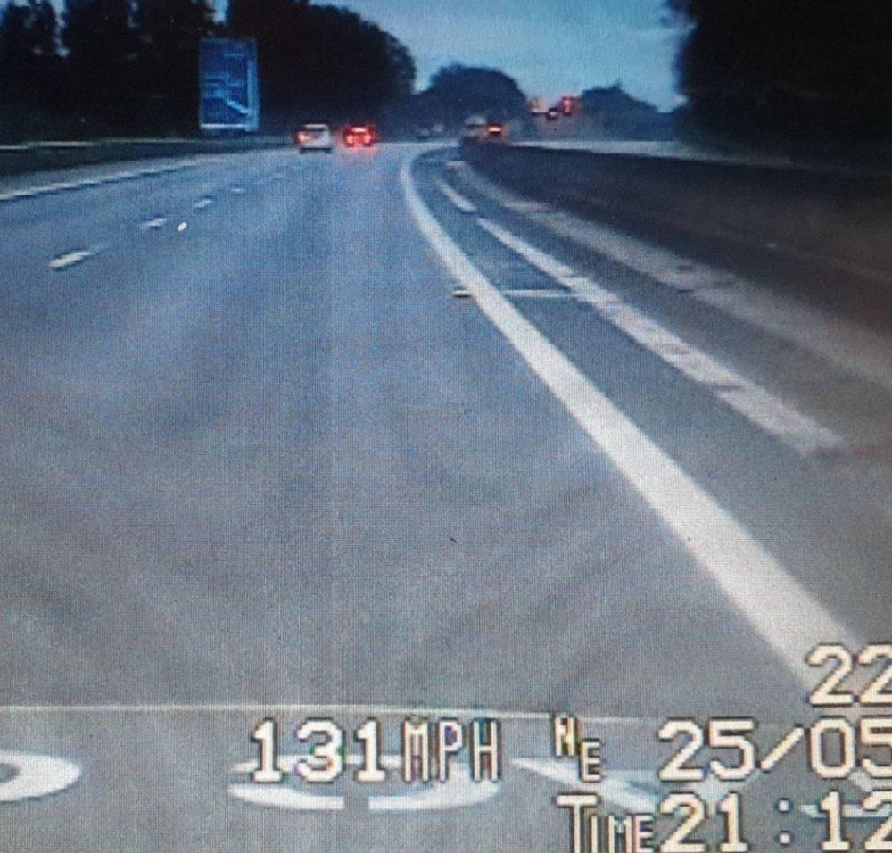 The Police speedometer   Traffic News UK