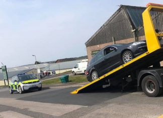 Driver's car seized twice in two weeks   Traffic News UK