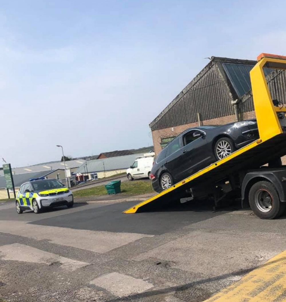 Driver's car seized twice in two weeks | Traffic News UK