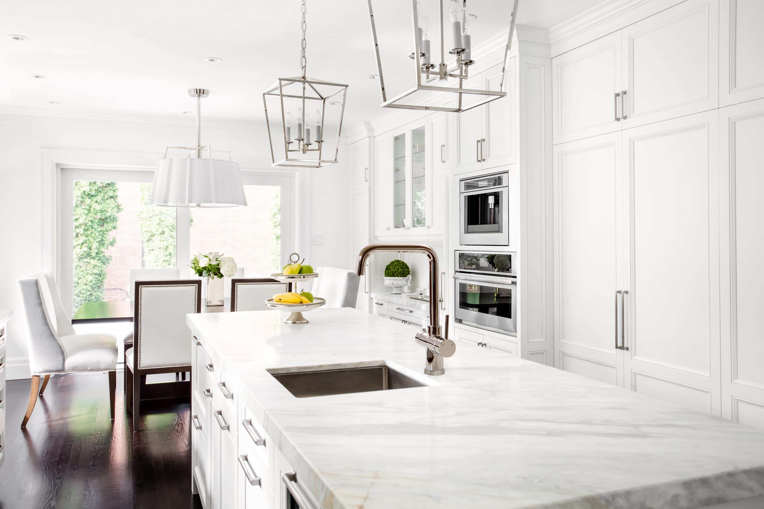Bright Classic White kitchen - Food and Drink News Scotland