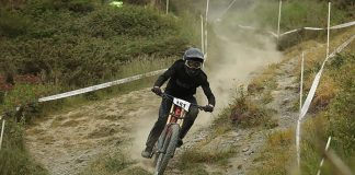 The active 20-year-old is an avid mountain biker -UK News
