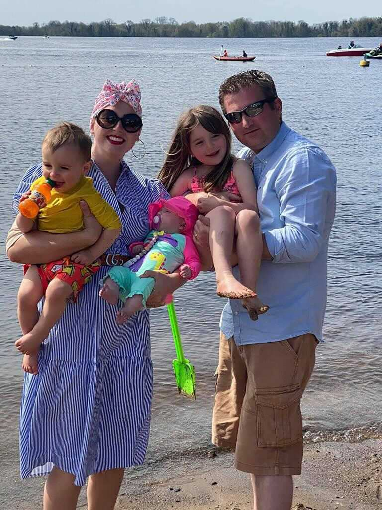 The family have been left heartbroken by the diagnosis- Health News UK