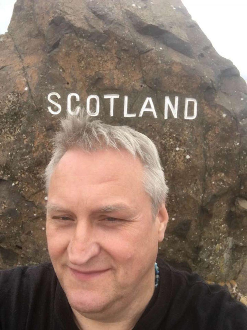 Allan Fraser Scotland- Care News Scotland