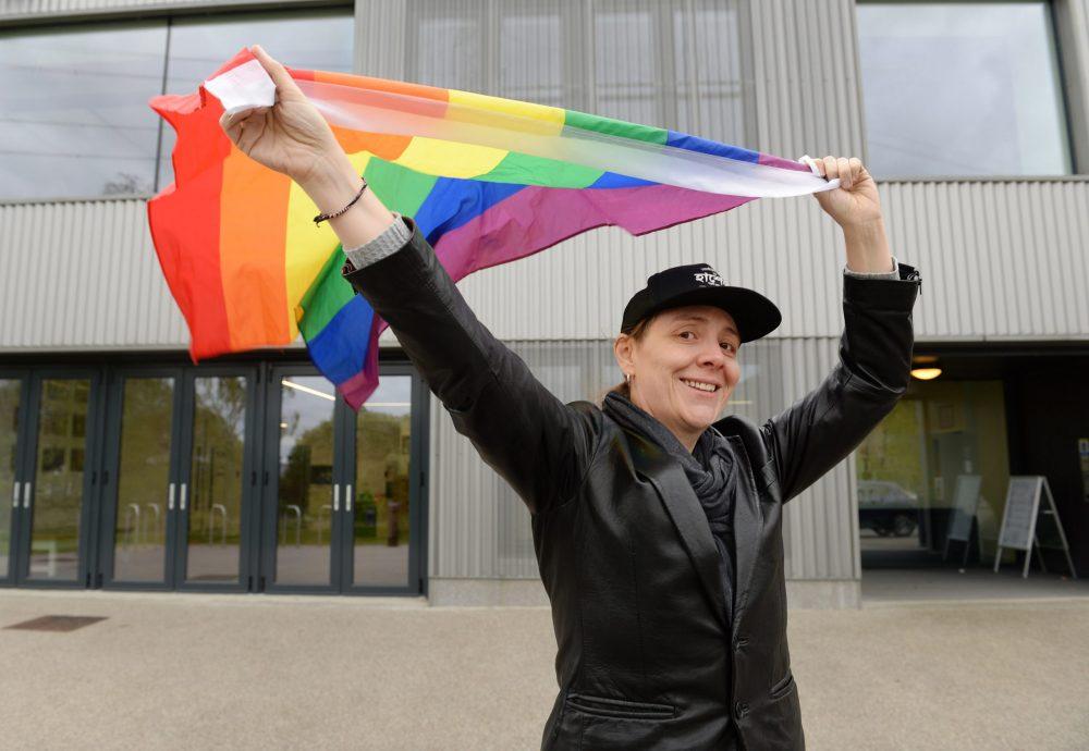 Karen Dunbar pride| Scottish News