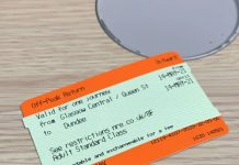 Glasgow-Dundee return train tickets - Scottish travel News
