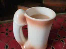 Penis Shaped mug handle | Consumer News UK