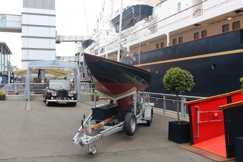 racing yacht bluebottle and rolls royce| Uk and World