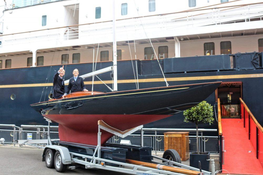 world renowed sailors Julia and Graham Bailey| Uk and World