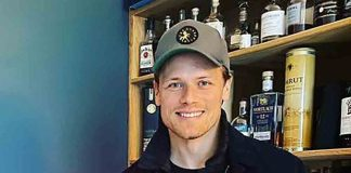 Outlander star Sam Heughan reveals he always has an emergency flask of whisky on him - Scottish News