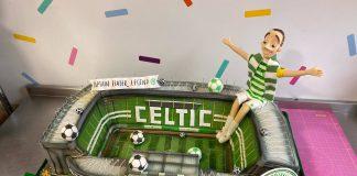 Scott Brown Celtic Cake | Scottish News