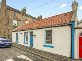 The Scottish entertainer's birth place is on the market Property News Scotland