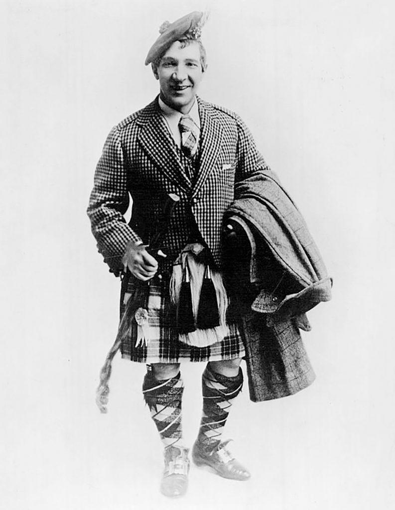 Sir Harry Lauder - Scottish Property News